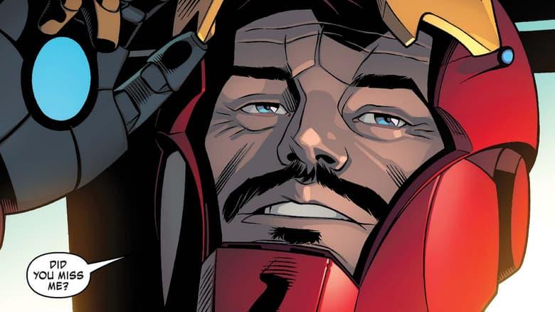 Tony Stark reading guide