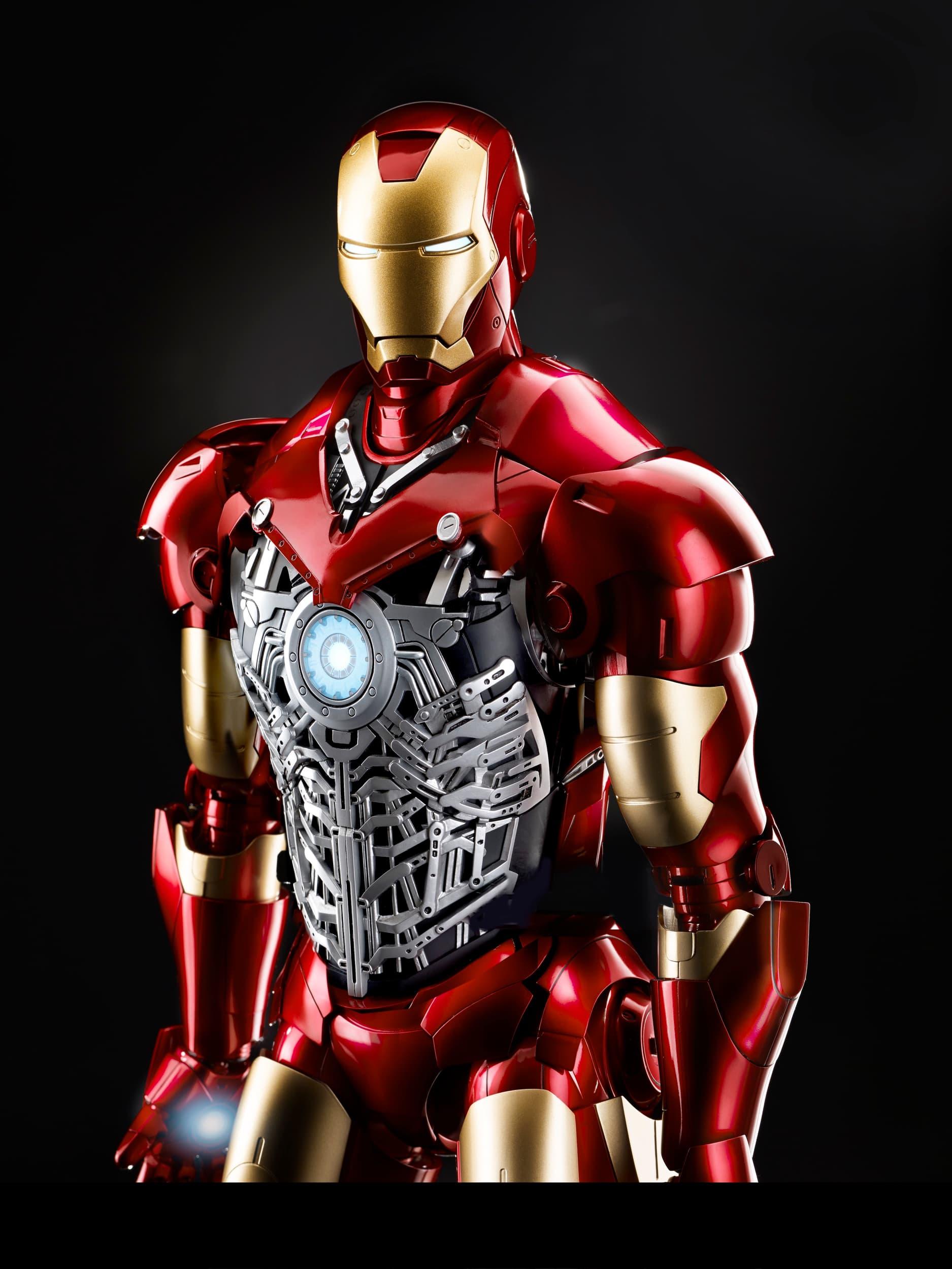 Marvel x Fanhome's Iron Man Mach III Armor