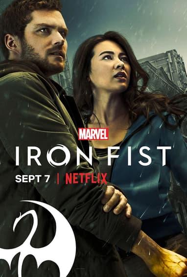 Iron Fist Temporada 2 Latino // Subtitulado // Castellano 720p