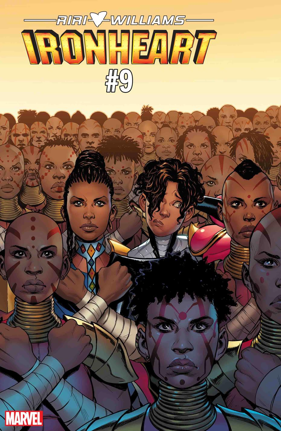 Image result for riri williams ironheart eve ewing