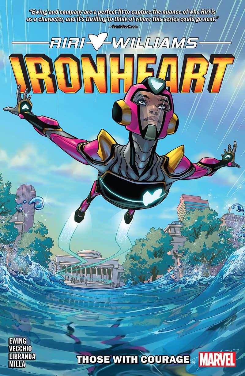 Ironheart Vol 1