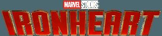 Marvel Studios Ironheart Disney Plus TV Show Season 1 Logo