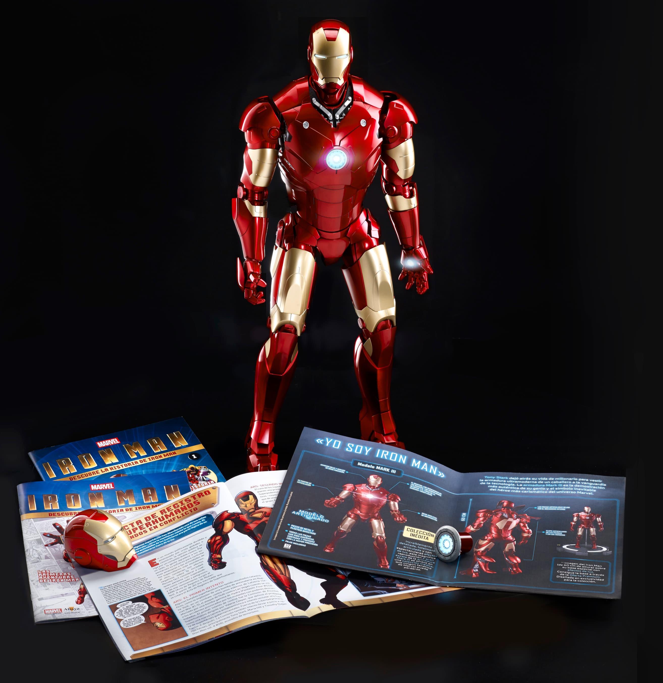 Iron Man Mark III Armor Collectible