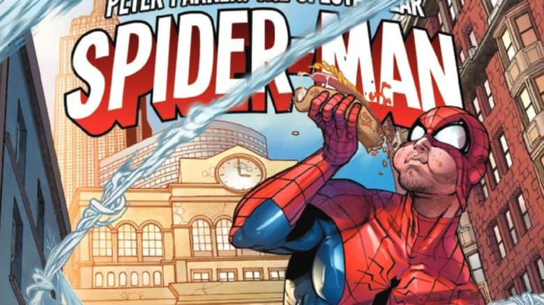 Peter Parker Spectacular Spider-Man Annual #1 Garron Variant