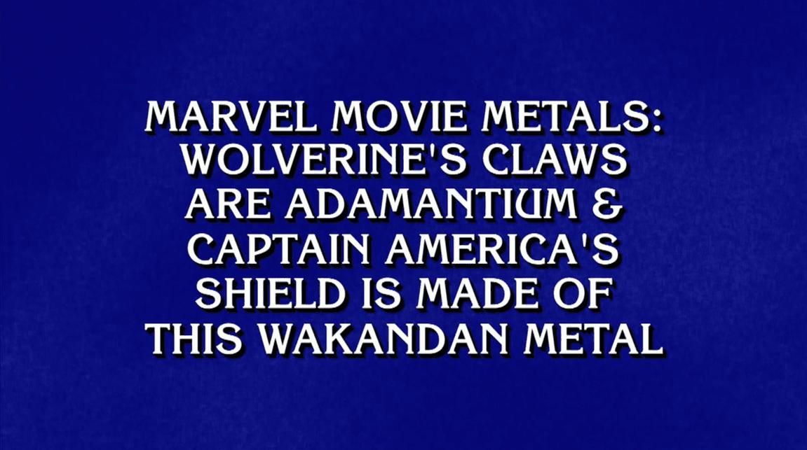 Jeopardy Clue