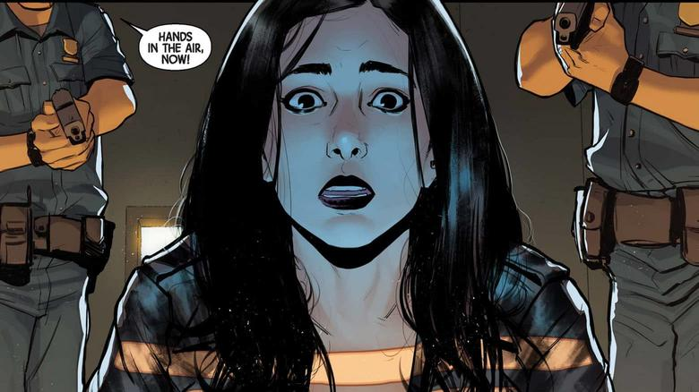 Jessica Jones comic