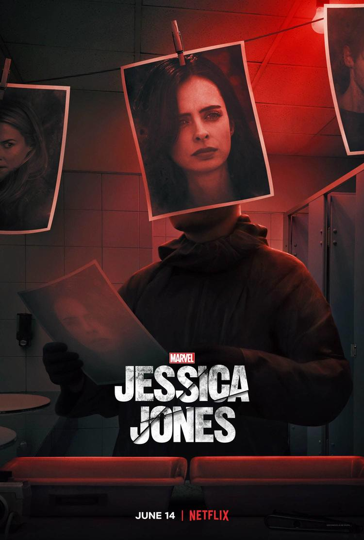 Jessica Jones Season 3 teaser image