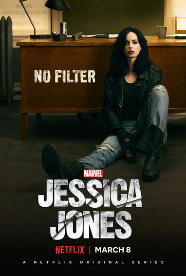 Marvel's Jessica Jones Season 2 TV Show Poster