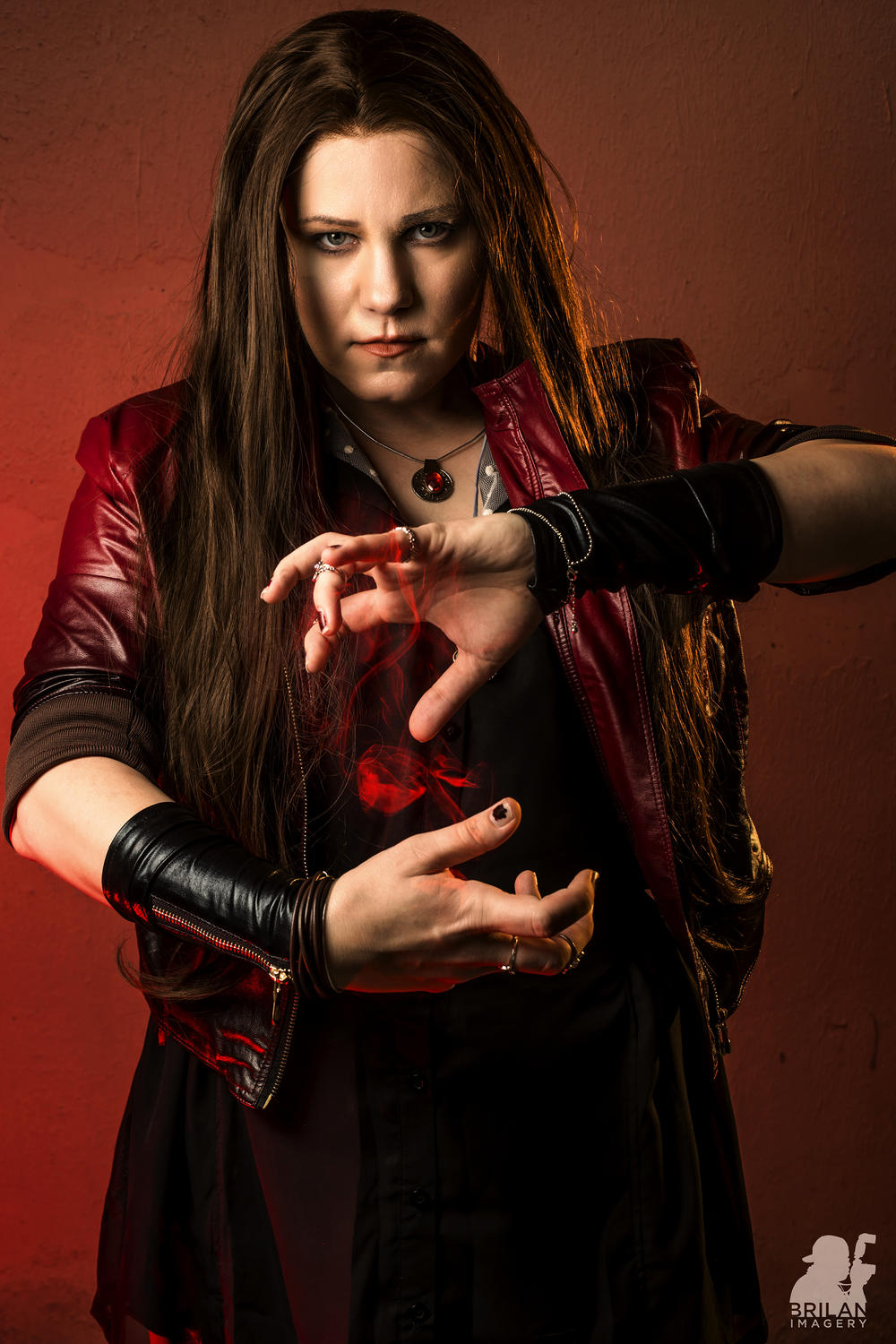 Jessica Wolf AKA WolfBustin as Scarlet Witch