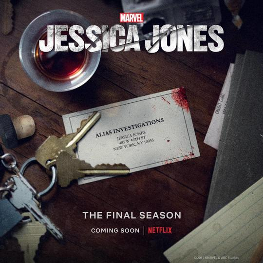 Netflix Reveals Jessica Jones Final Season Premiere Date in New Teaser