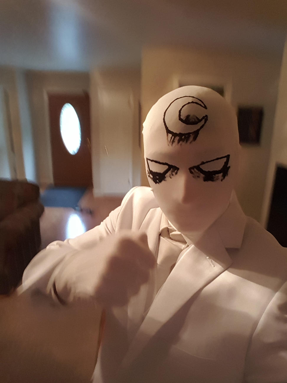 Joe Hogan as Moon Knight