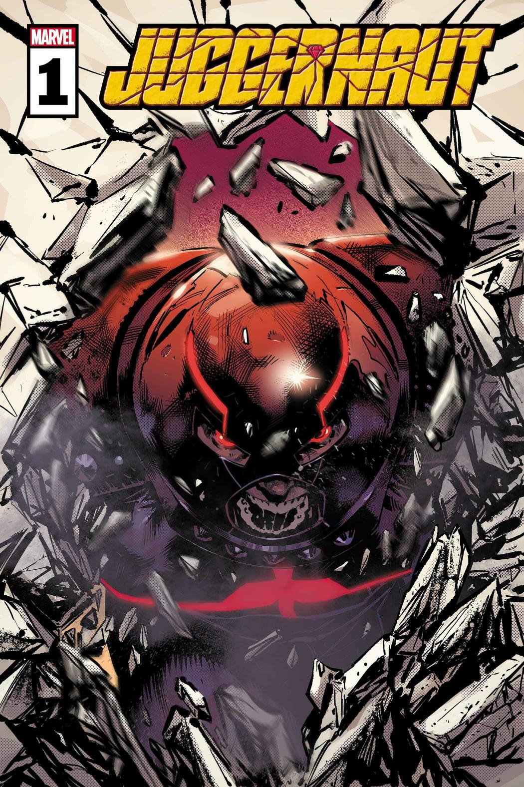 JUGGERNAUT #1 WRITTEN BY FABIAN NICIEZA, ART BY RON GARNEY, COVER BY GEOFF SHAW