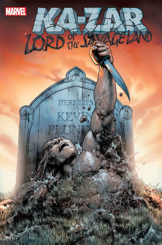 Ka-Zar Returns More Powerful Than Ever in New Series   Marvel
