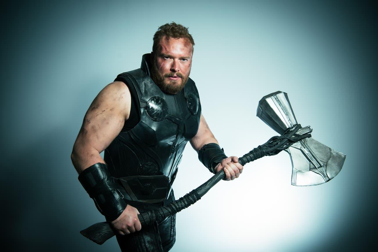 Thor Odinson AKA The_Rising_Thor