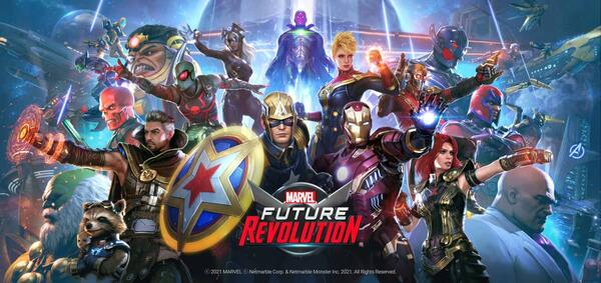 MARVEL Future Revolution Game