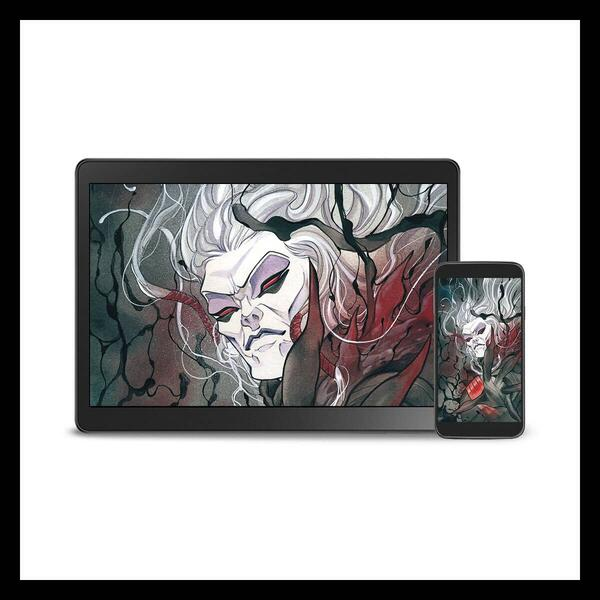 Marvel Insider FEATURED REWARDS King In Black #1 Peach Momoko Variant Digital Wallpaper Redeem for: 3,000 points