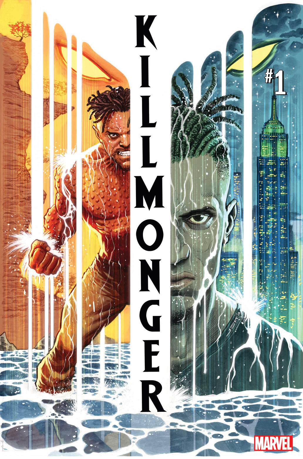 Killmonger cover