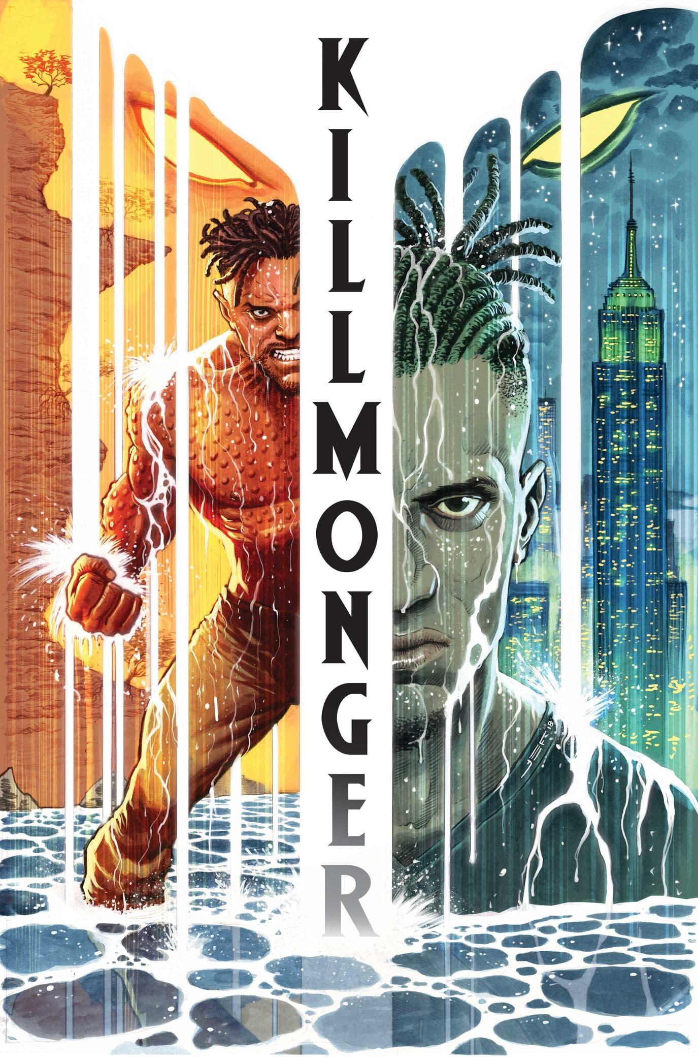 Cover of Killmonger #1