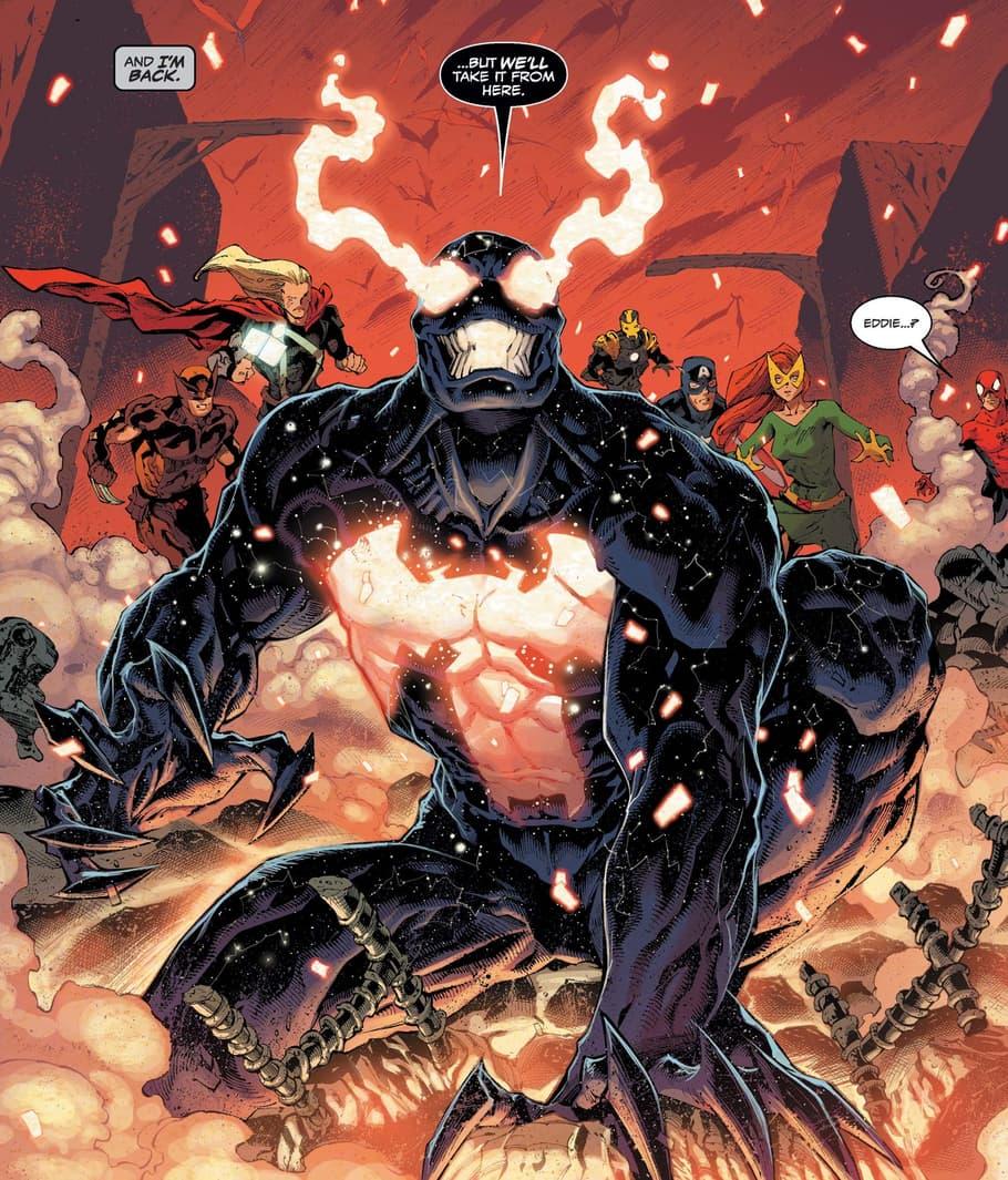 Venom inhabits the Enigma Force.