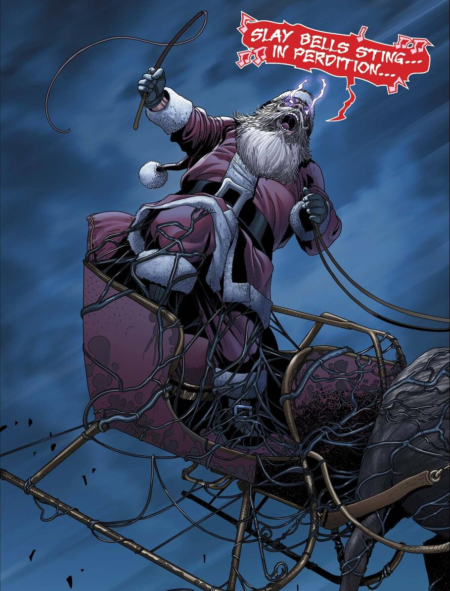 Knull-mas is here!
