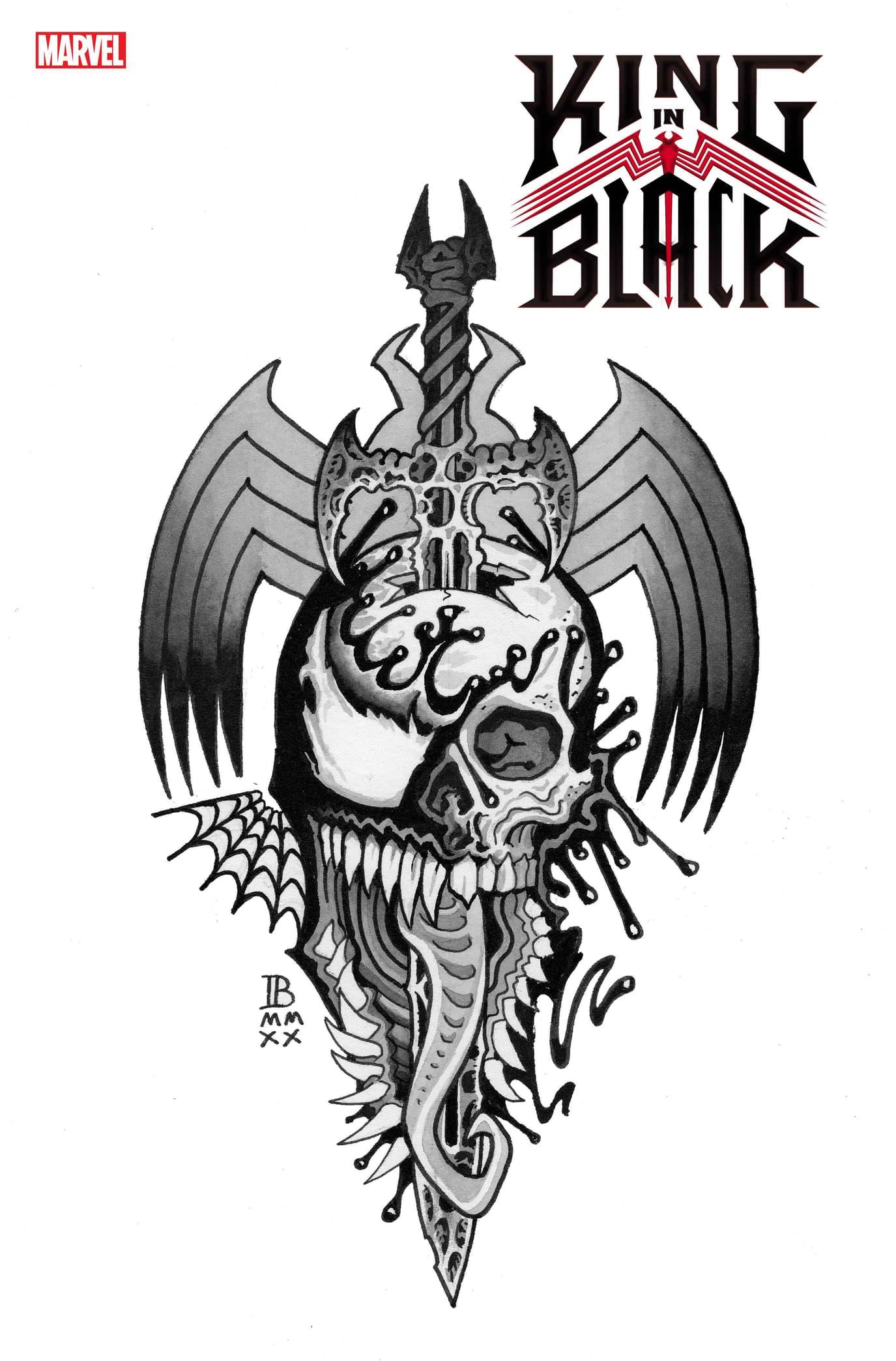 King in BLack variant