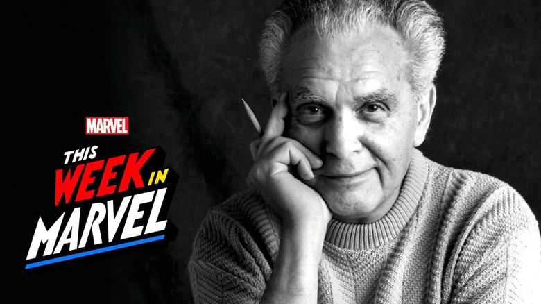 Jack Kirby This Week in Marvel