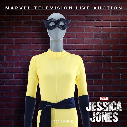 Hellcat costume from Jessica Jones