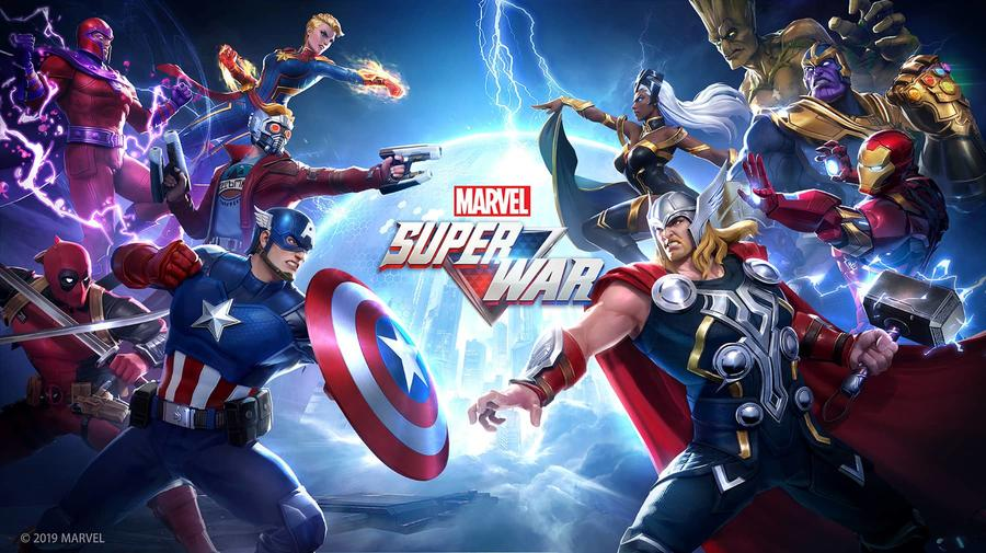 Marvel Super War hack cheat with unlimited resources