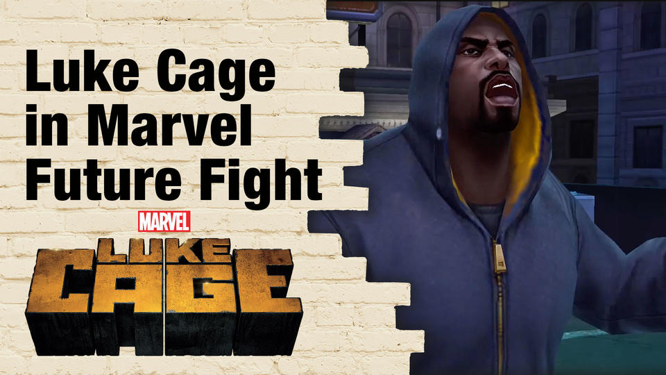 Luke Cage Future Fight