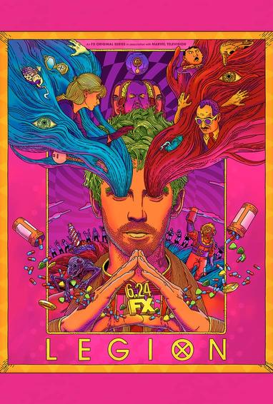 Legion TV Show Poster