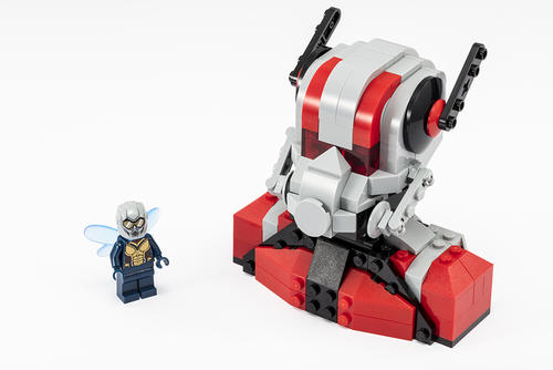 Ant-Man and the Wasp Lego SDCC set
