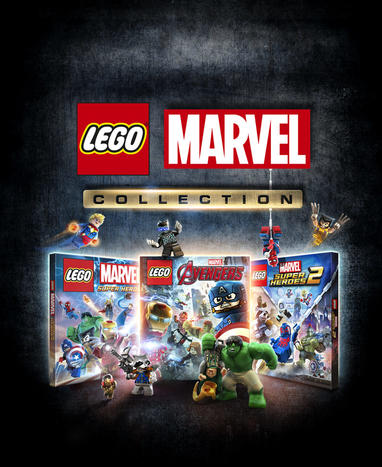 LEGO® Marvel Collection Bundle Games Poster