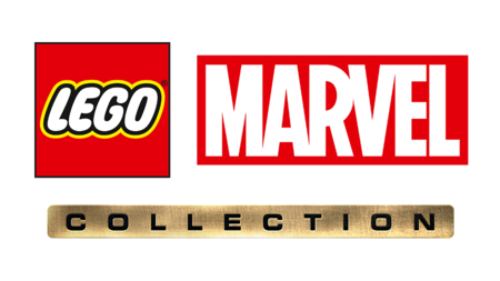 Resultado de imagem para lego marvel collection logo png