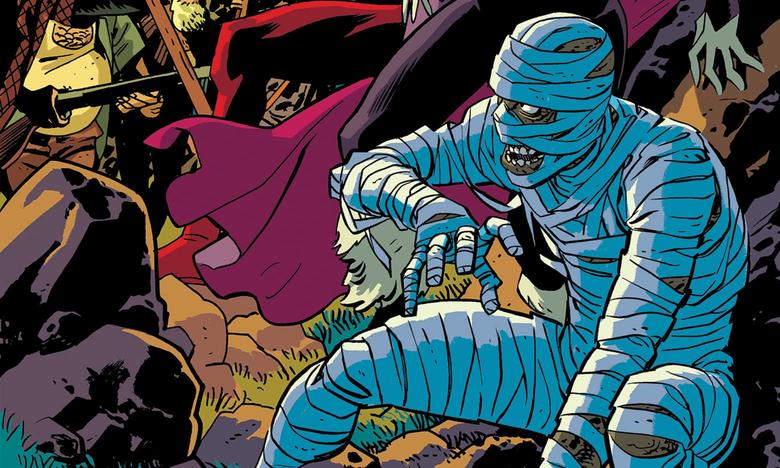 DAREDEVIL (2011) #32 Living Mummy