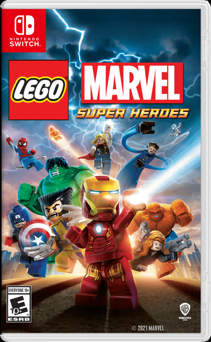 LEGO Iron Man assembles the Avengers.