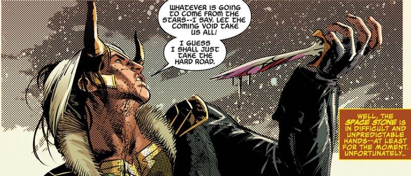 Loki in Infinity Wars