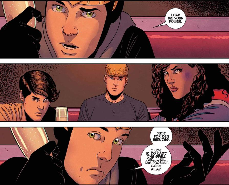 Loki and the Young Avengers