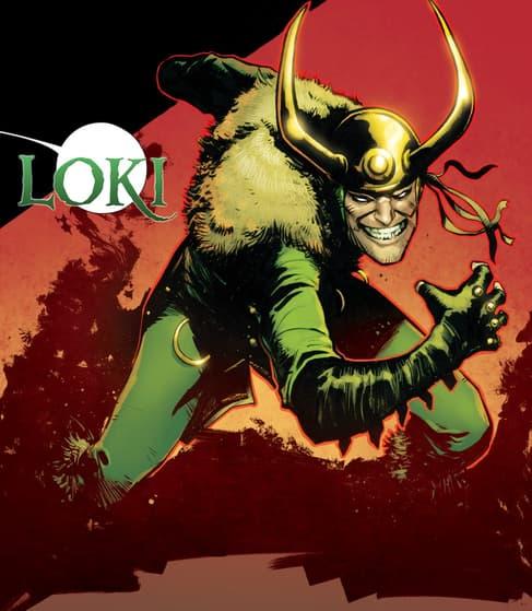 Old Loki emerges in LOKI: AGENT OF ASGARD (2014) #1.