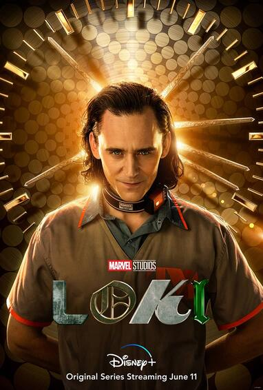 Loki TV Show Season 1 Poster