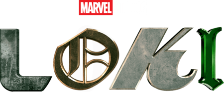 Marvel Studios Loki Disney+ TV Show Season 1 Logo