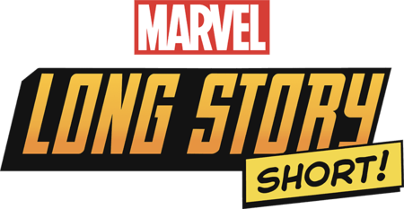 Marvel's Long Story Short Logo