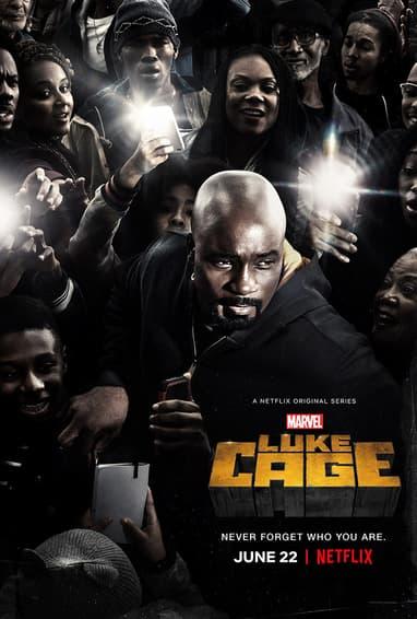 Marvel's Luke Cage Season 2 TV Show Poster