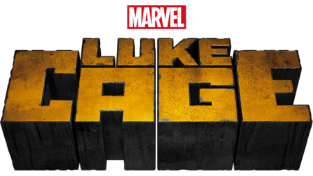 Marvel's Luke Cage TV Show Logo