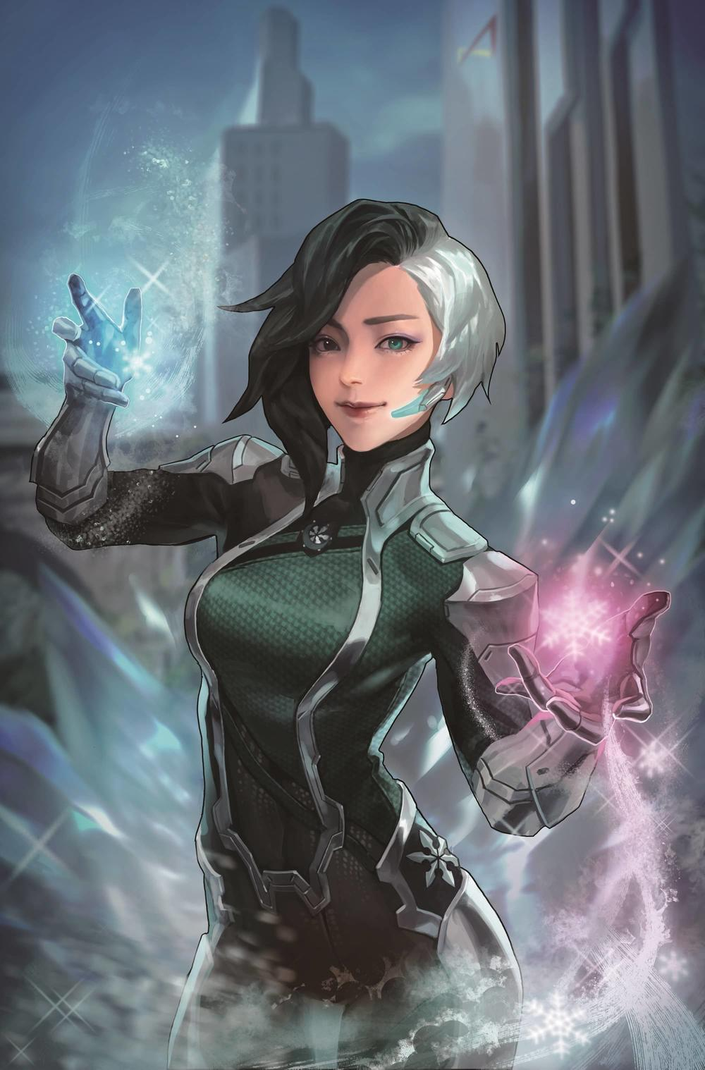 Future Fight Firsts: Luna Snow (2019) #1