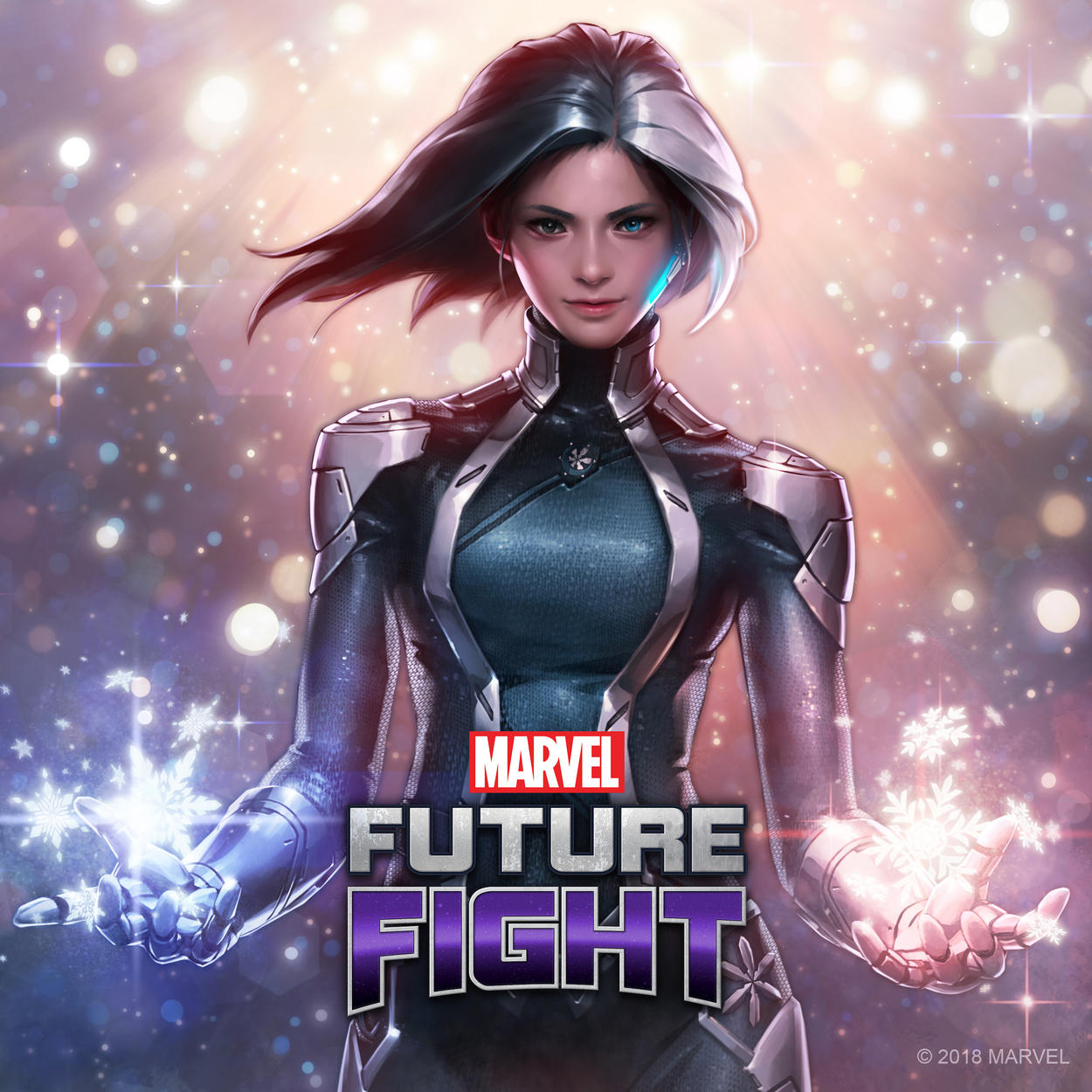 Marvel Future Fight's Korean Pop Star/Hero Luna Snow To Release ...