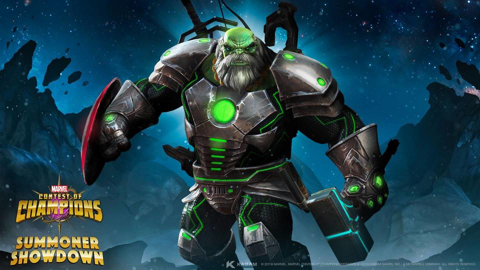 Marvel Contest of Champions Summoner Showdown Maestro