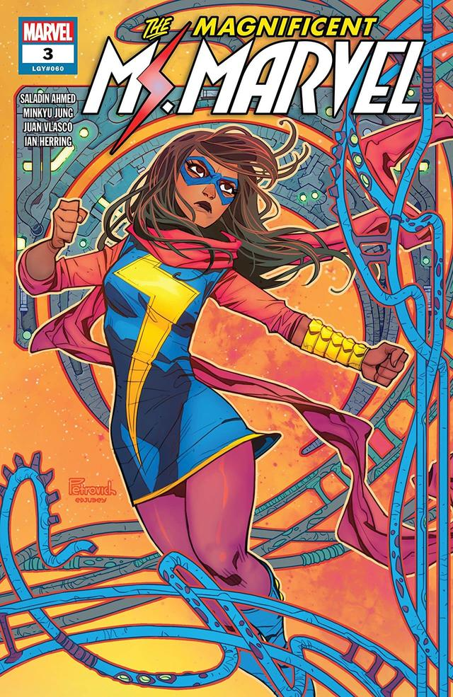 Magnificent Ms. Marvel #3