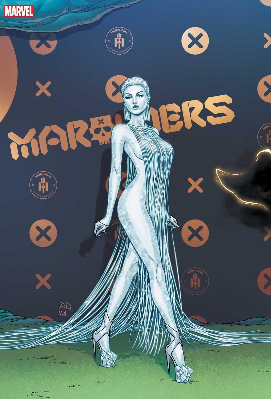MARAUDERS #21