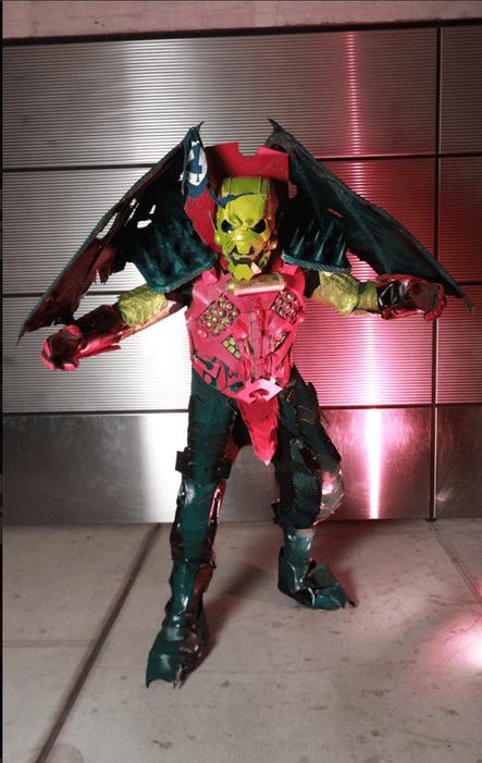 Marc Kandel as Doctor Doom