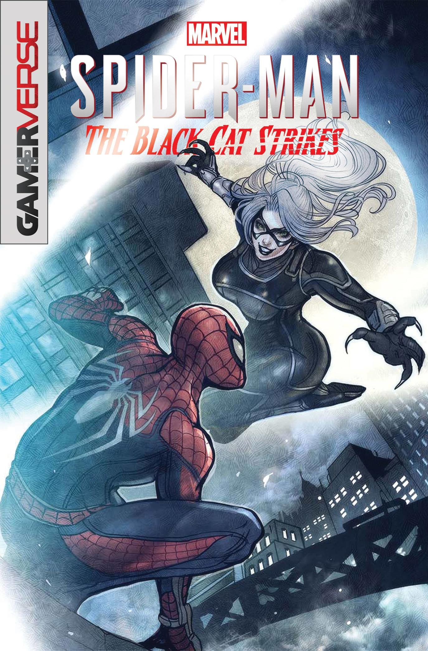 Black Cat Strikes cover